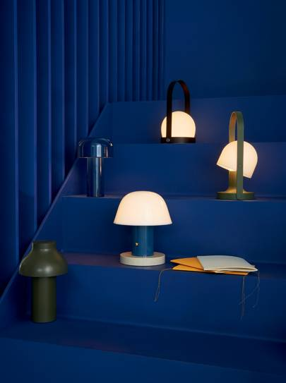 Lamps – Top to Bottom
