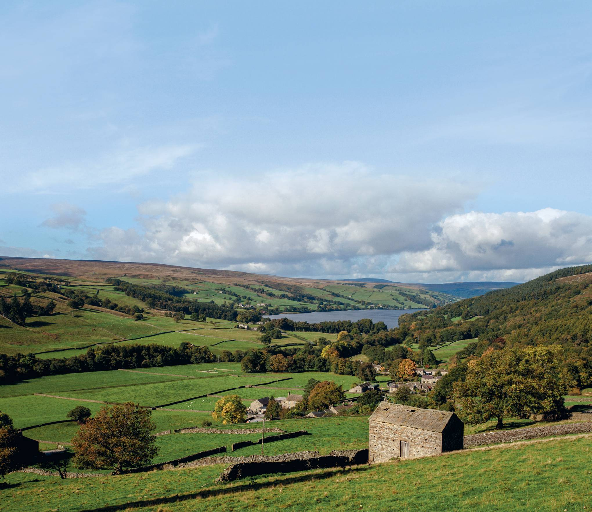 Our Travel Editor embarks on a walking holiday in Yorkshire