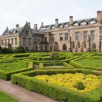 Lord Byron: Newstead Abbey