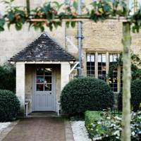 Path Entrance - Somerset Country House