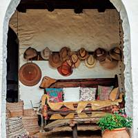 Victoria Durrer-Gasse's Ibiza House | Ibiza Bohemia