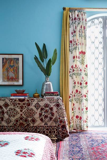 Spare Bedroom - Colours of India