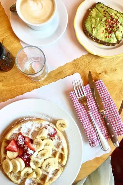 Cafe Gitane   Where to Eat in New York City