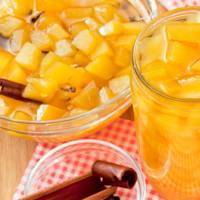 1 Cup Canned Cinnamon-Spiced Pumpkin = 90Kcals