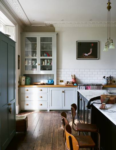 Farrow And Ball Paint Colours In Real
