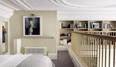 Small Modern One Bedroom Victorian Flat Interior Design Ideas House Garden