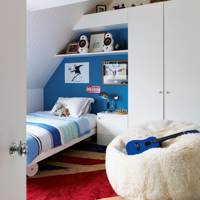 Victorian Terrace Kid's Room