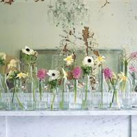 Arrange Flowers in Bottles