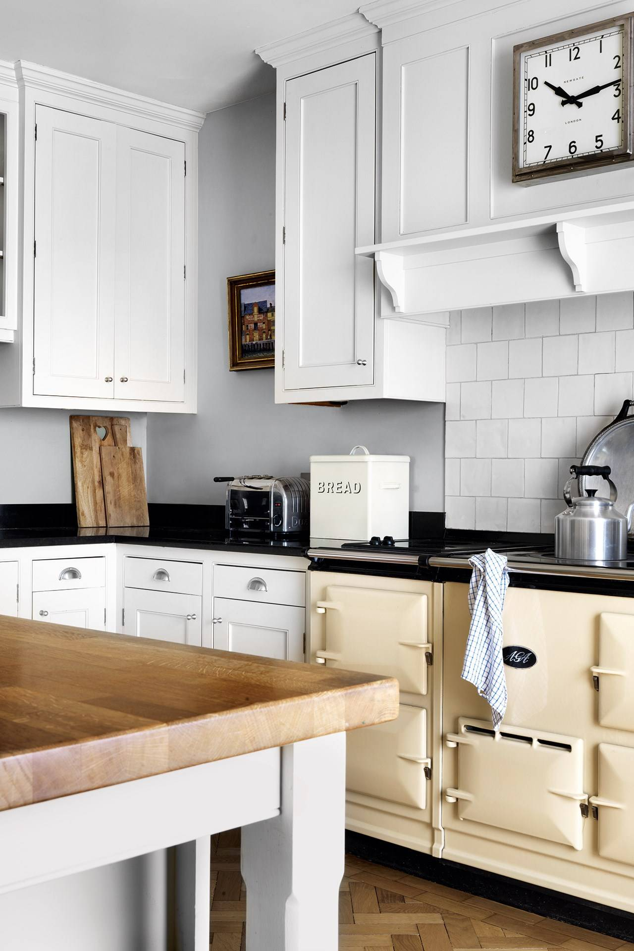 Kitchen With Aga Kitchen Design Ideas Kitchen Decor House Garden