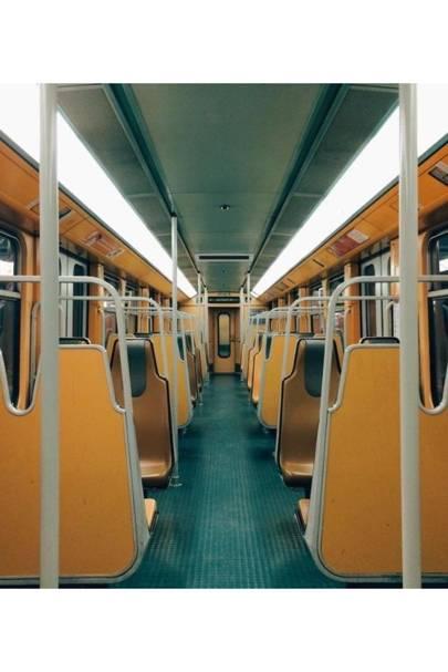 Mustardy Metro