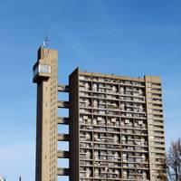 Trellick Tower Exterior