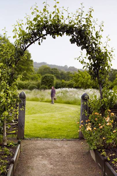 Pear Arch   Arne Maynard's Garden
