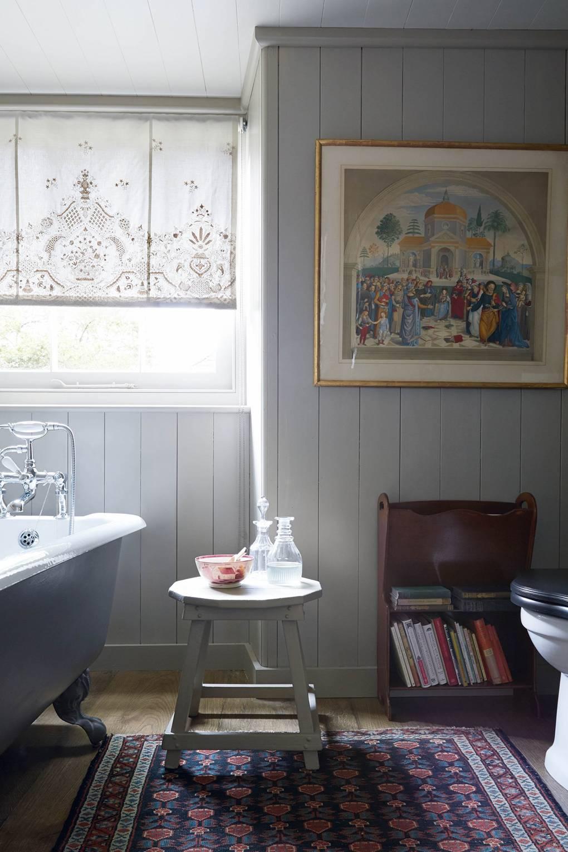 Country Bathroom Ideas House Garden, Country Living Bathrooms