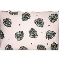 July 1: Elizabeth Scarlett Jungle Leaf Rose Pouch, £20