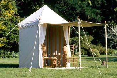 Tea Tent