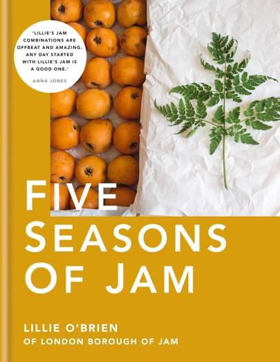 Five Seasons of Jam (Kyle Books), £20