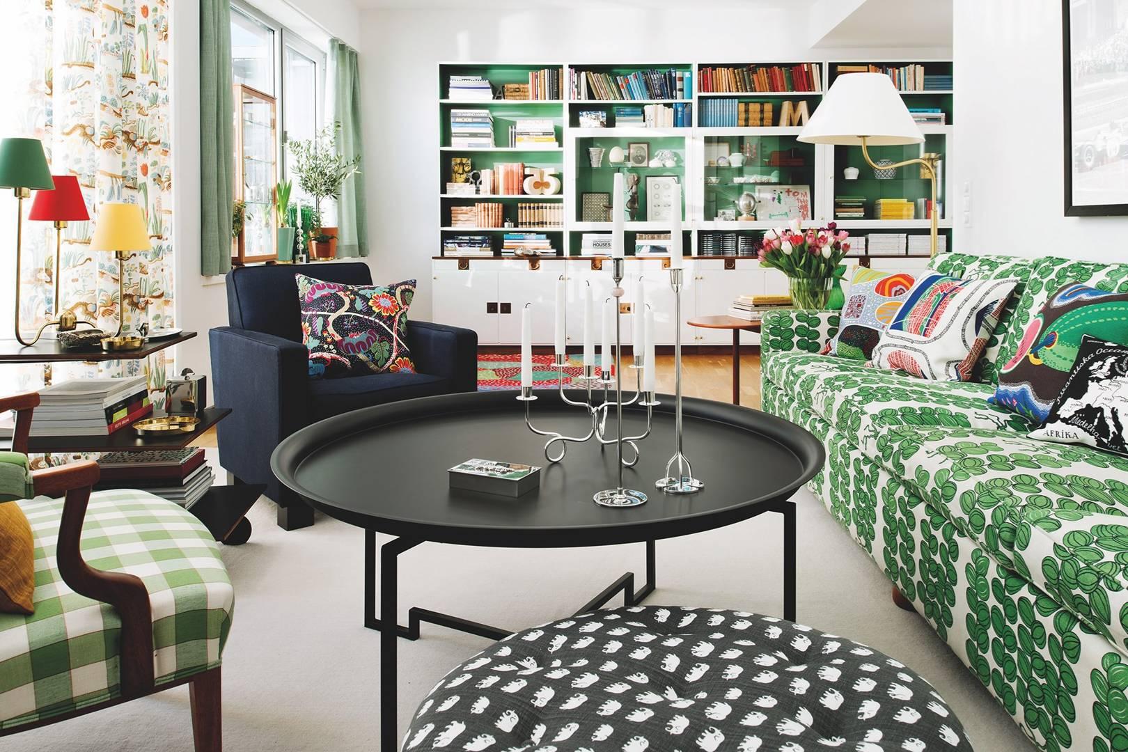 9071aab50cc The Interiors of Josef Frank | House & Garden