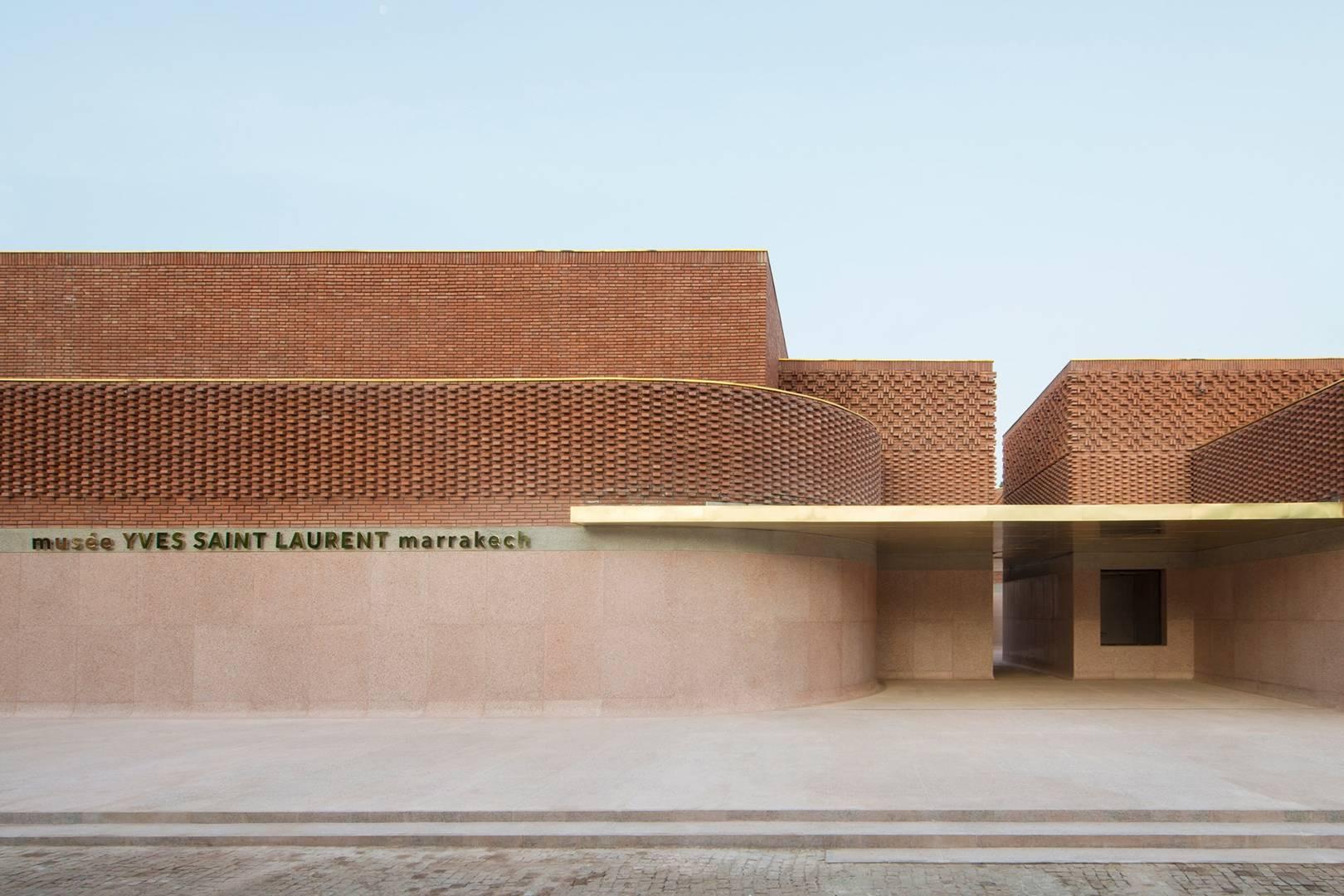Yves Saint Laurent Museum Opens in Marrakech  b2f6548b209