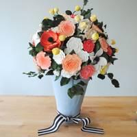 Flower Vase Cake