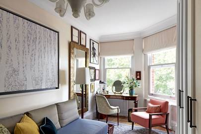 Dressing Room - Victorian Mansion Flat