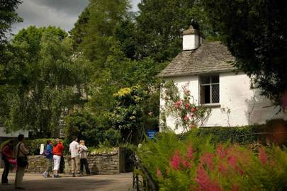 Wordsworth: Dove Cottage