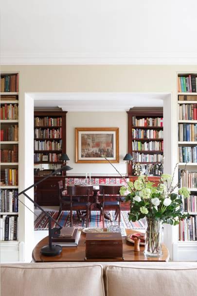 Kensington Mansion Flat - Drawing Room