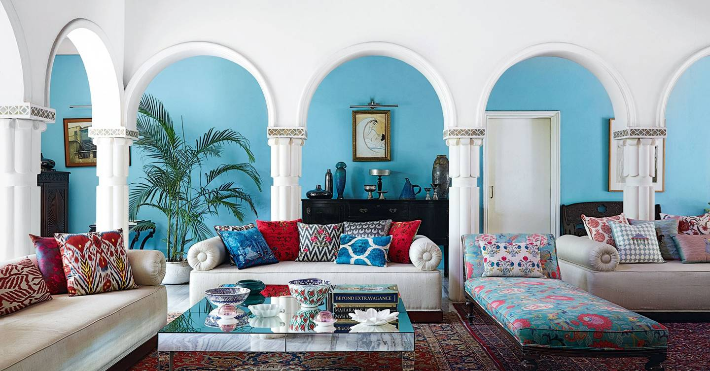 Blue Living Room Ideas For A More Breathtaking Living Room: Blue Paint Ideas For Living Rooms