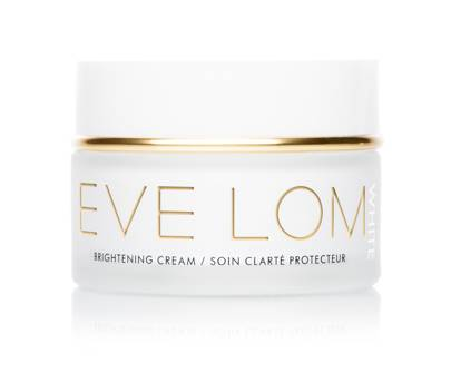 March 29: EVE LOM WHITE Brightening Cream 50ml, £75.00