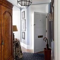 Hallway - Victorian Mansion Flat