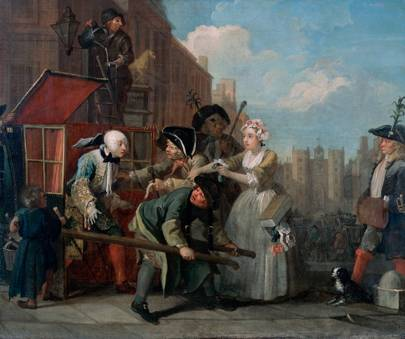 Hogarth: Place and Progress, until January 5