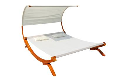 Double Sunbed Lounger