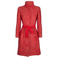 Red Ribbon Coat