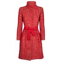 Red Ribbon Coat