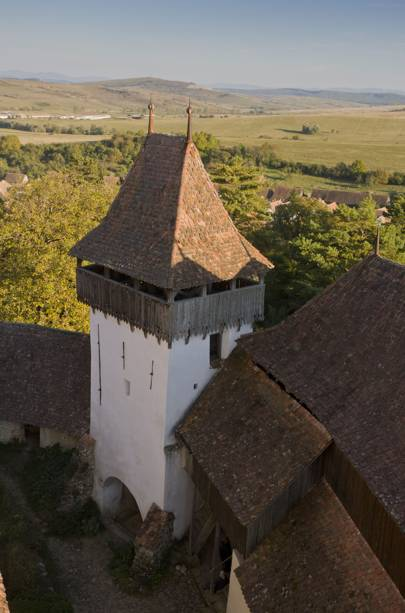 Fortified Saxonian church, Viscri