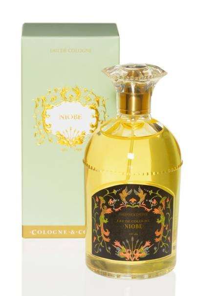 December 4: Cologne & Cotton Niobe Eau de Cologne, 150ml, £38