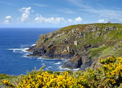 Botallack Mine, St Just, Cornwall