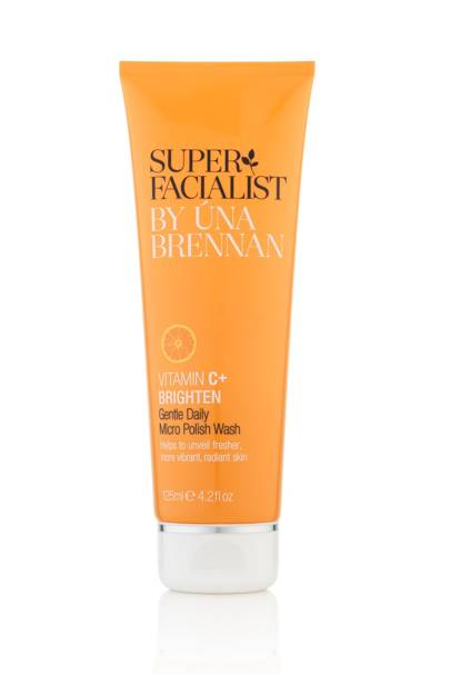 19 December: Vitamin C+ Brighten Gentle Daily Micro Polish Wash, £9.99