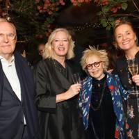 Russell Barnes, Melinda Chandler, Esti Barnes and Emma Redmayne