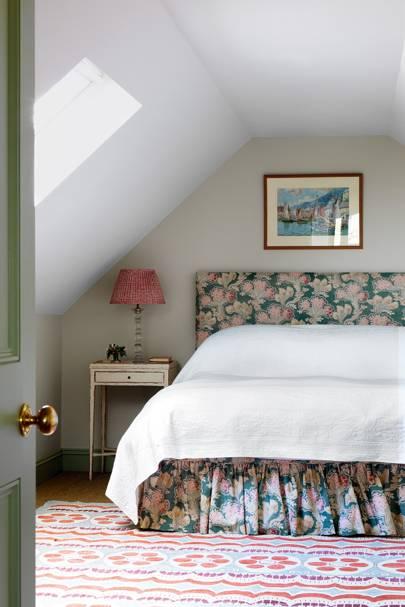 Guest Cottage Bedroom Window