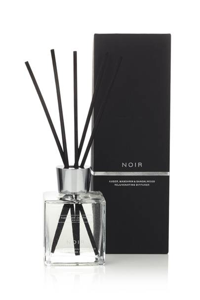 January 1: The White Company Noir Scent Diffuser, £35