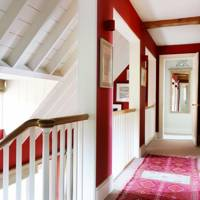 Red Landing: Farrow & Ball's 'Blazer'