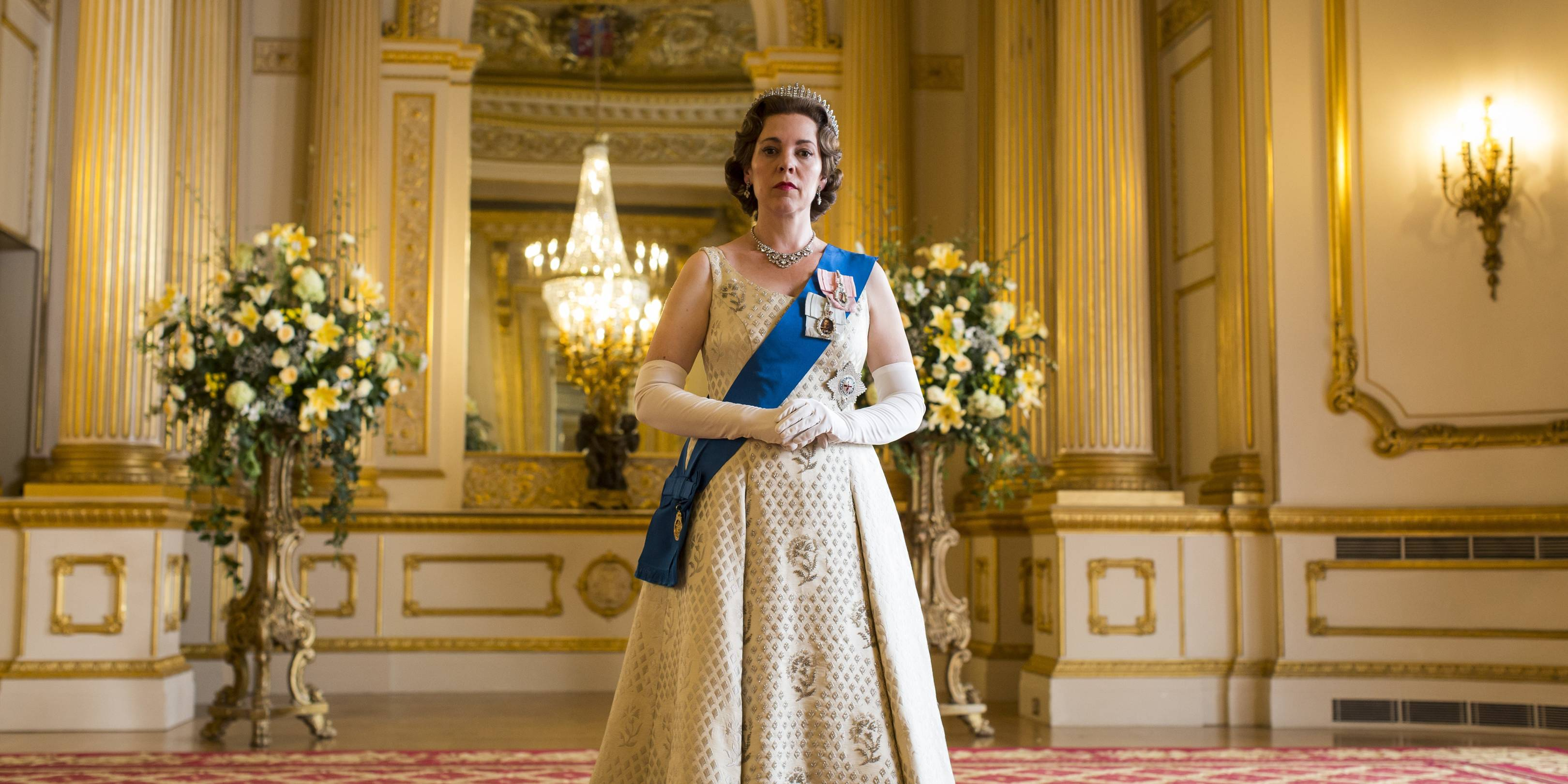 Go inside The Crown season three on Netflix