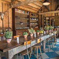 Soho Farmhouse: Bar