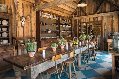 Soho Farmhouse: Bar