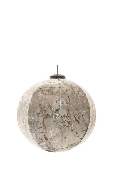 December 10: Kelly Hoppen Oversized Bauble in Silver, £20