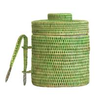 May 17: Kalinko Strand Ice Bucket in Green, £55