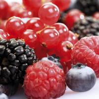 80g Of Forest Berries = 80Kcals