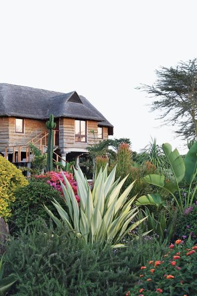Smaller Villa - Segera Retreat Kenya