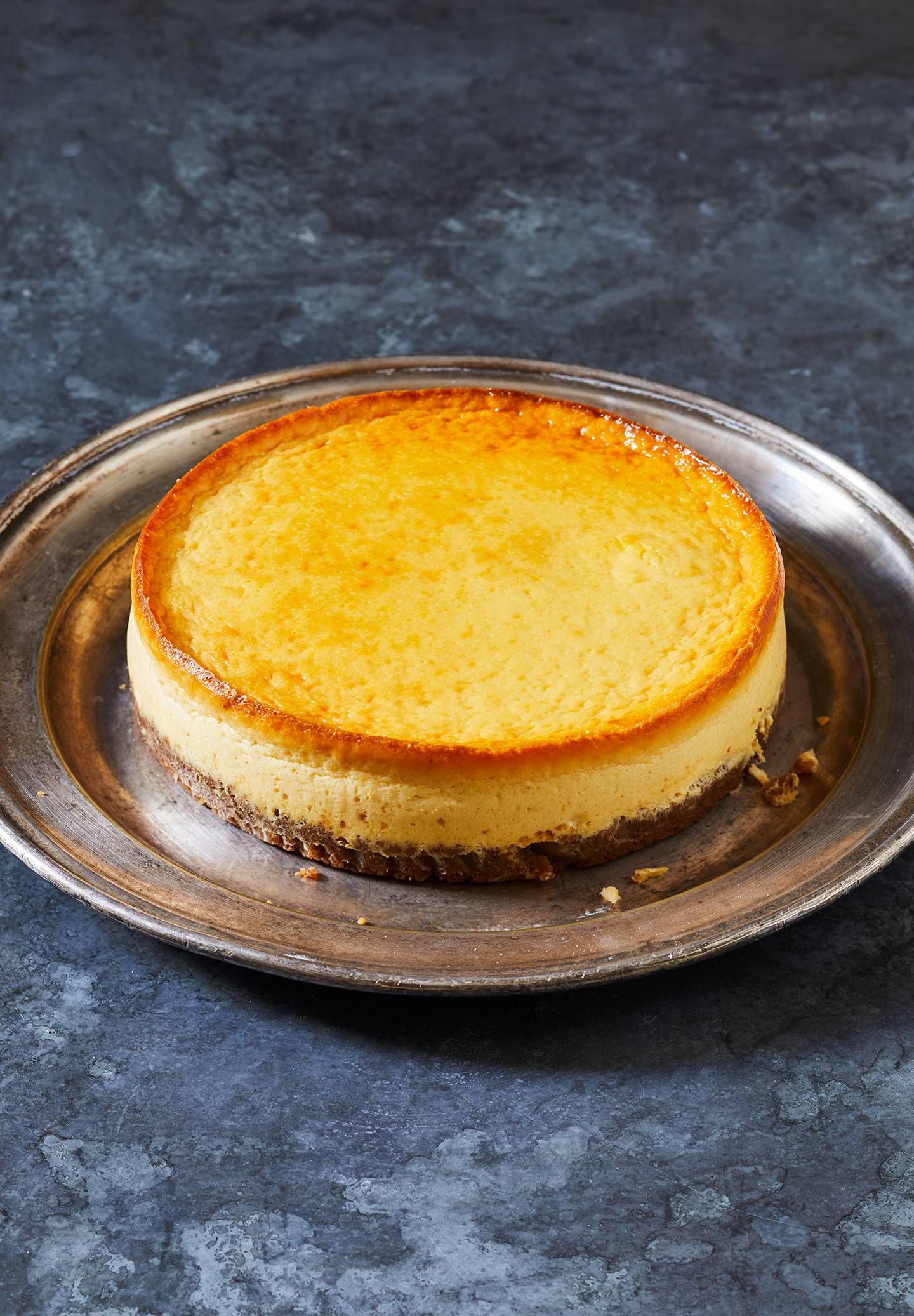 Blanche Vaughan's recipe for yuzu cheesecake