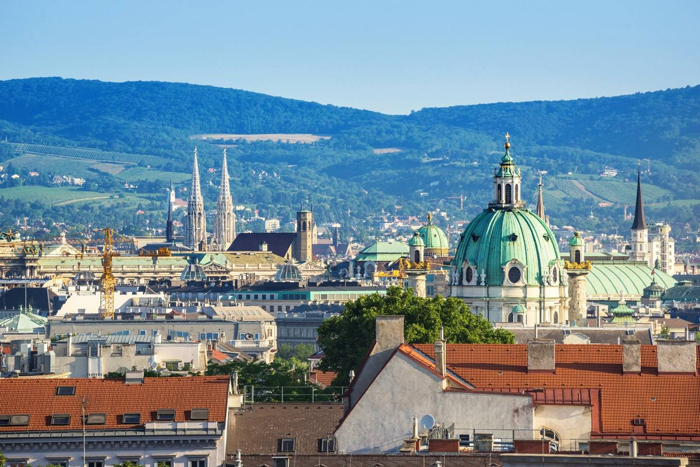 """The European city crowned """"most liveable"""" two years in a row"""